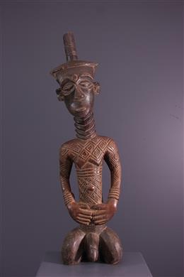 Statue of ancestor Ndengese Totshi