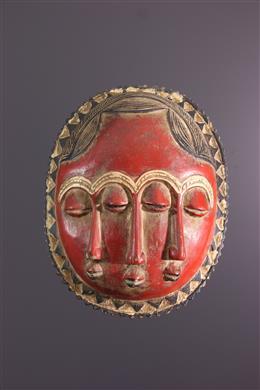 Baule Mask, Baoule
