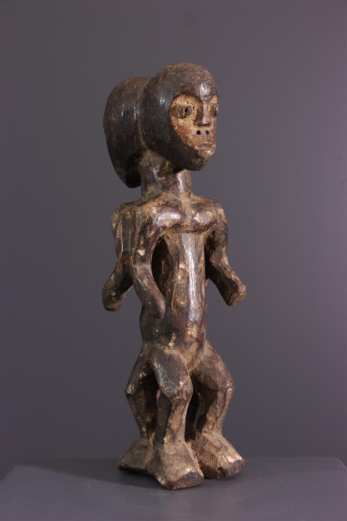 Figurine Lega - African art