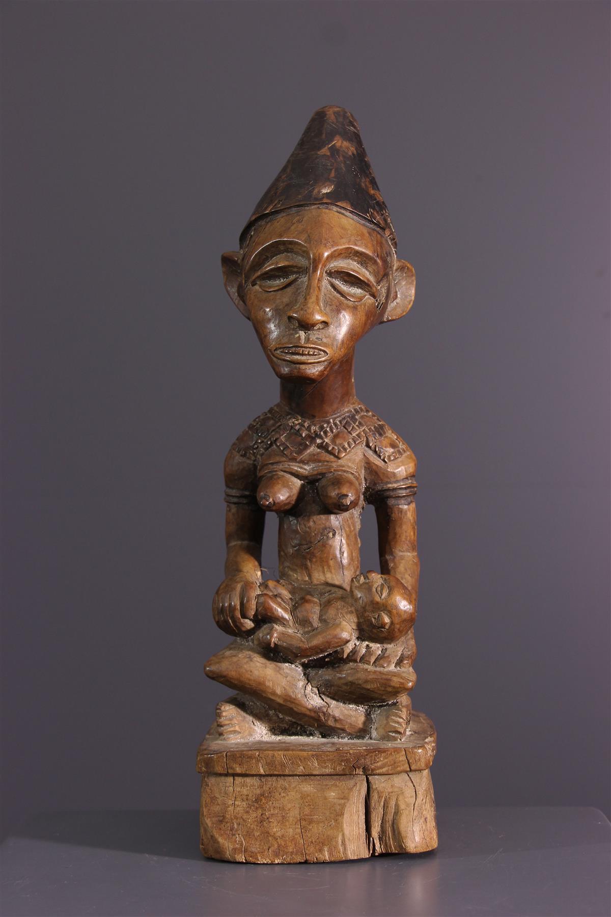 Congo figure - African art