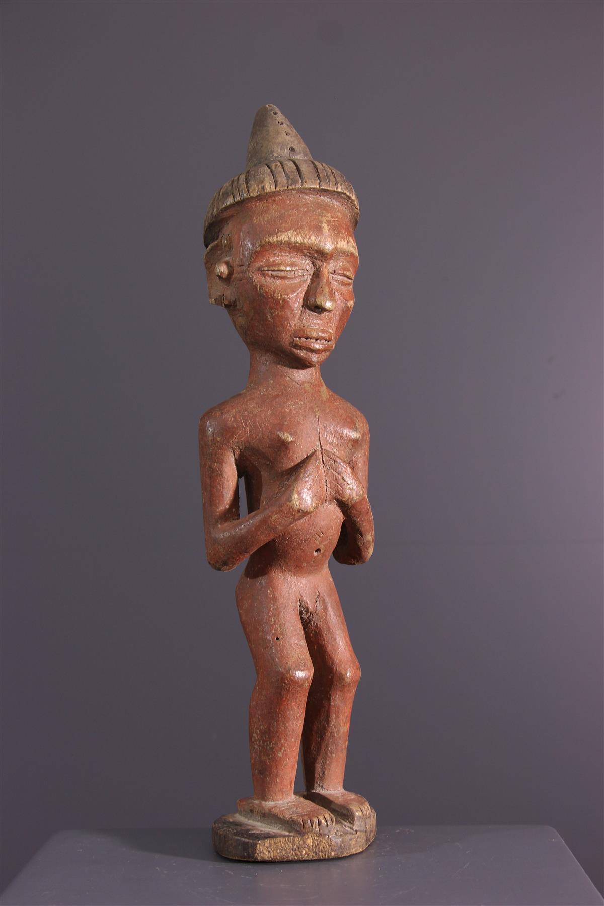 Pende Figurines - African art