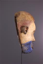 Masque africainYombe Mask