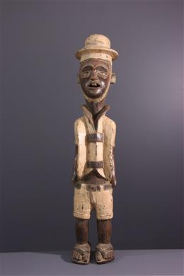 African art - Kongo Figure