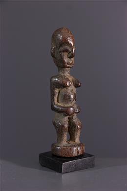 African art - Lobi Buthib talisman figure