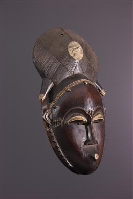 African art - Baoule Ndoma Mask