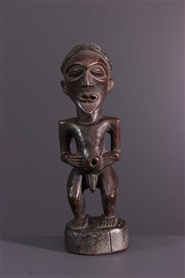 African art - Songye Nkisi fetish statuette