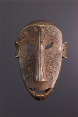 African art - Zande, Azande mask