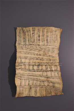 African art - Etoffe Pongo of The Pygmies of Ituri