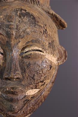African art - Tsengi/Punu Ikwara Mask