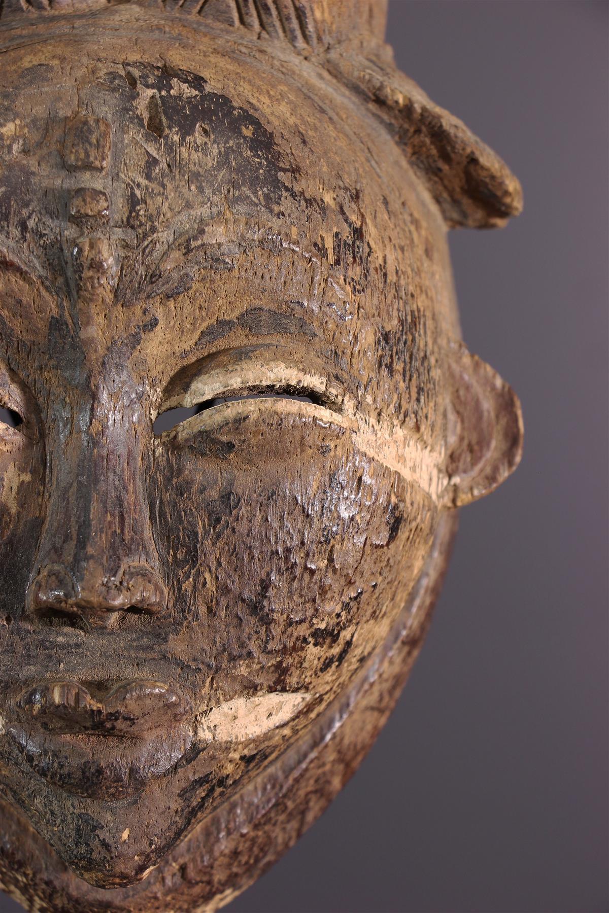 Tsengi Mask - African art