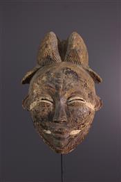 Masque africainTsengi Mask