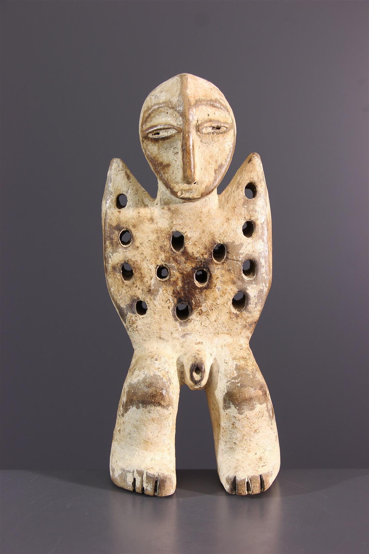 Lega figure - African art
