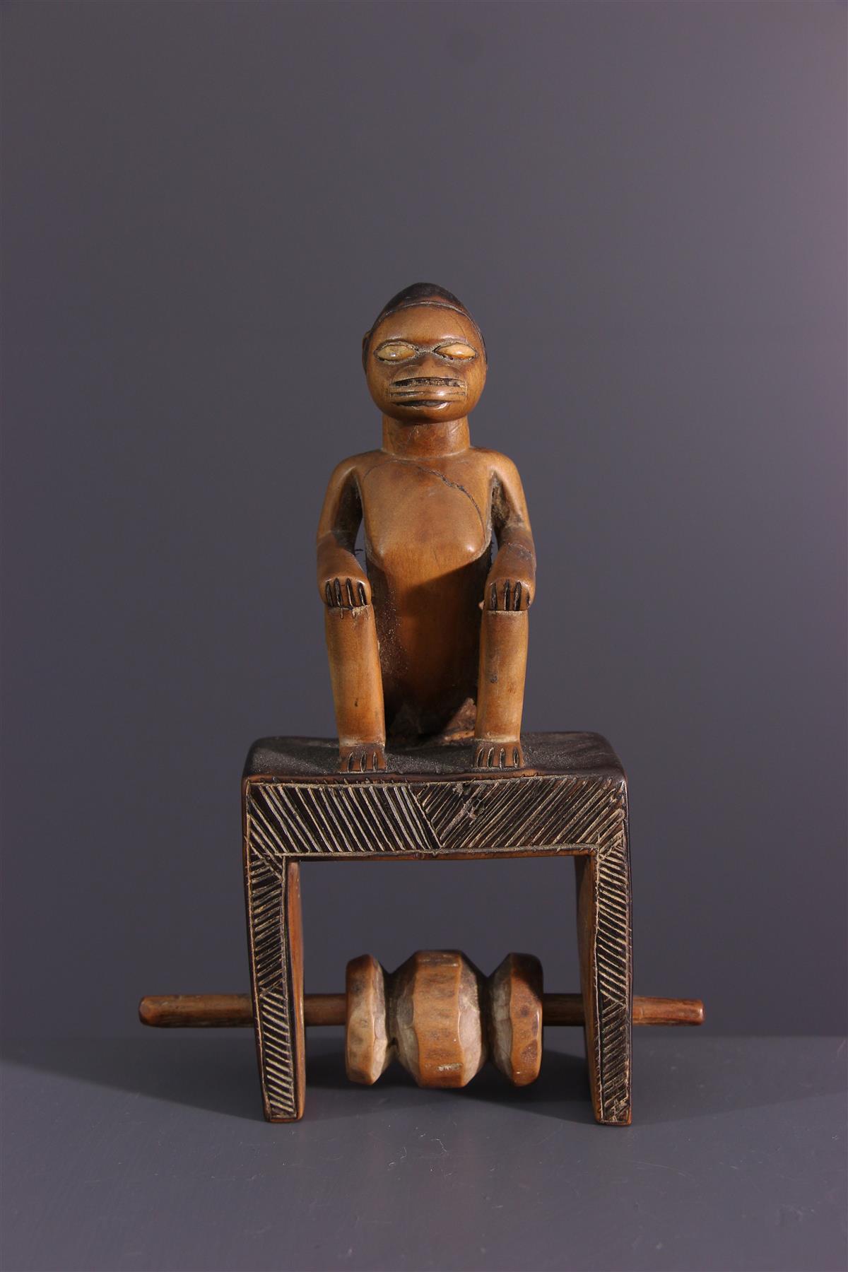 Beembé loom - African art