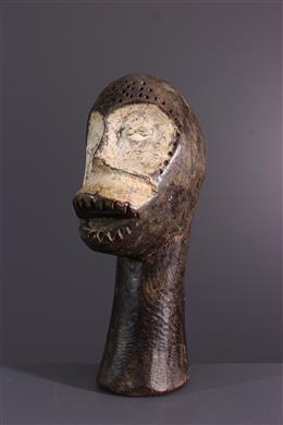 African art - Zimba sculpted head