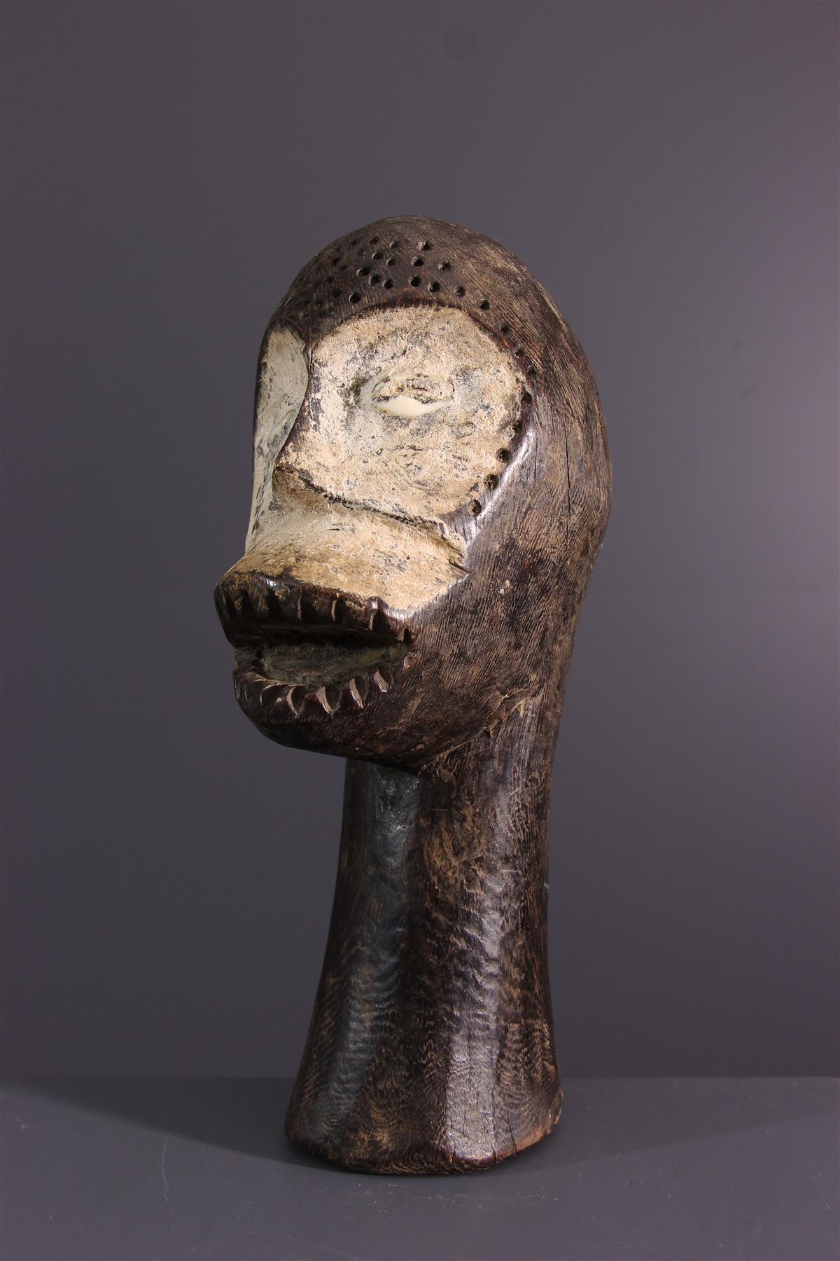 Head Zimba - African art