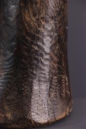 Statues africainesHead Zimba