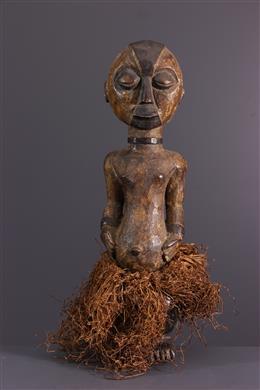 Dancer statuette Okuyi Myéné