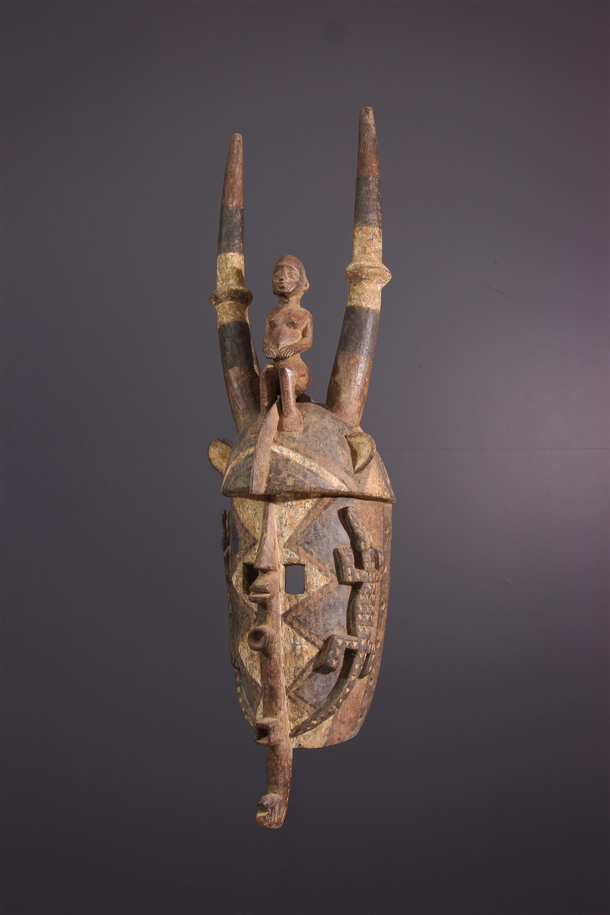 Mossi Mask - African art
