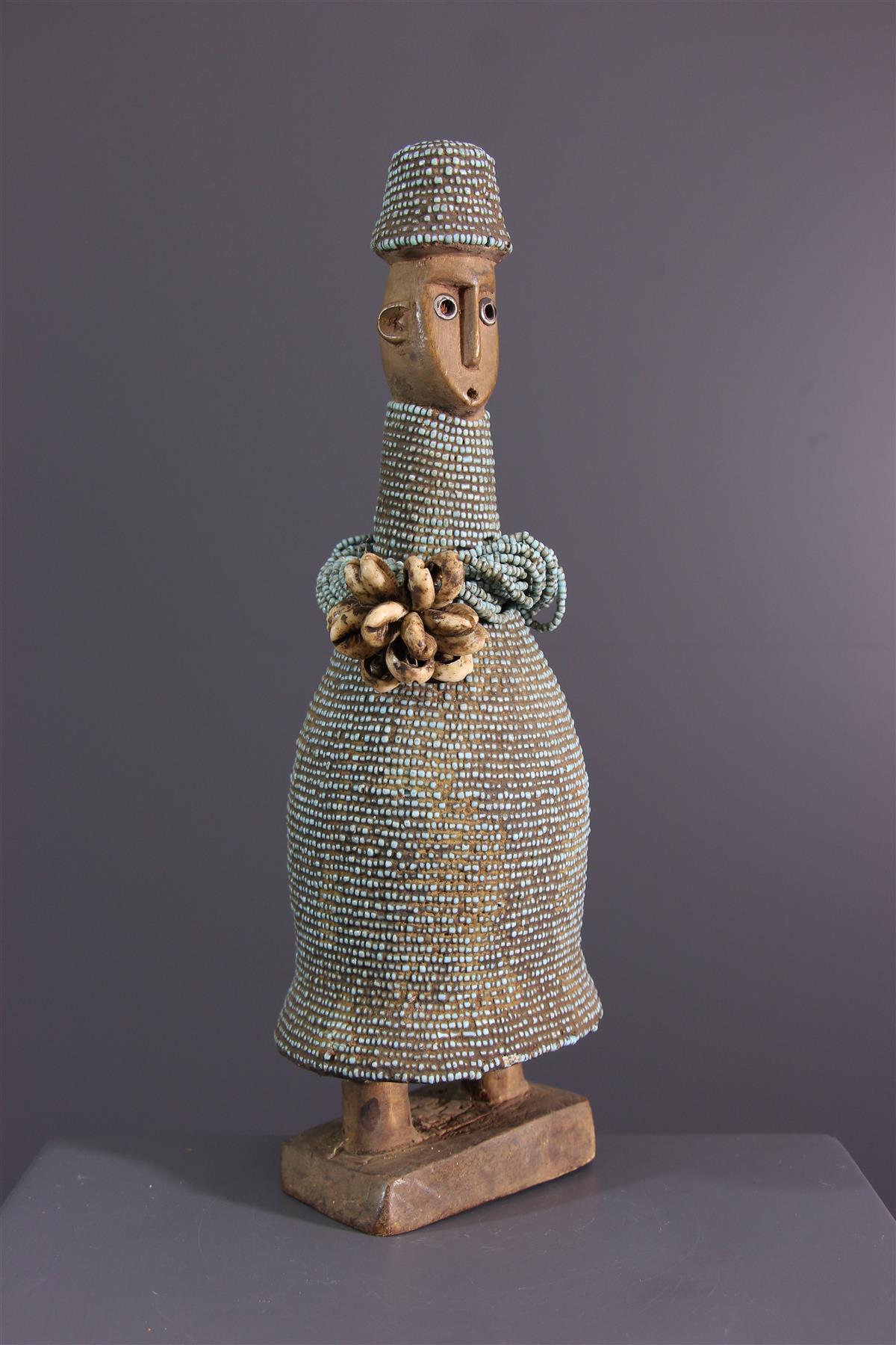 Namji doll - African art