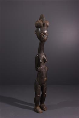 Female figure Koulango