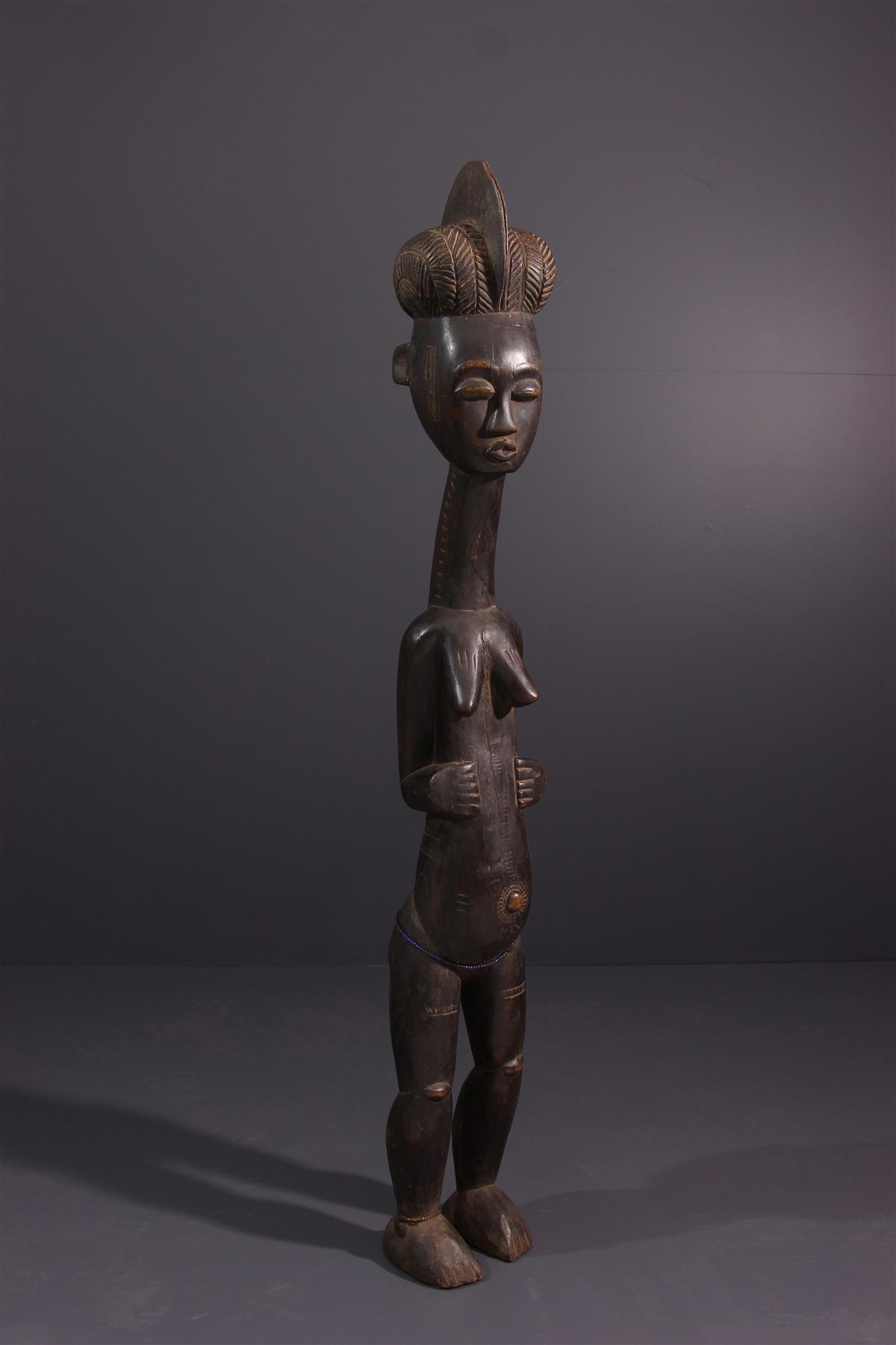 Statue Koulango - African art