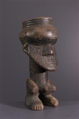 African art - Kuba Cup / Palm Wine Lele