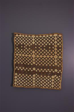 African art - Kuba Velvet from Kasai