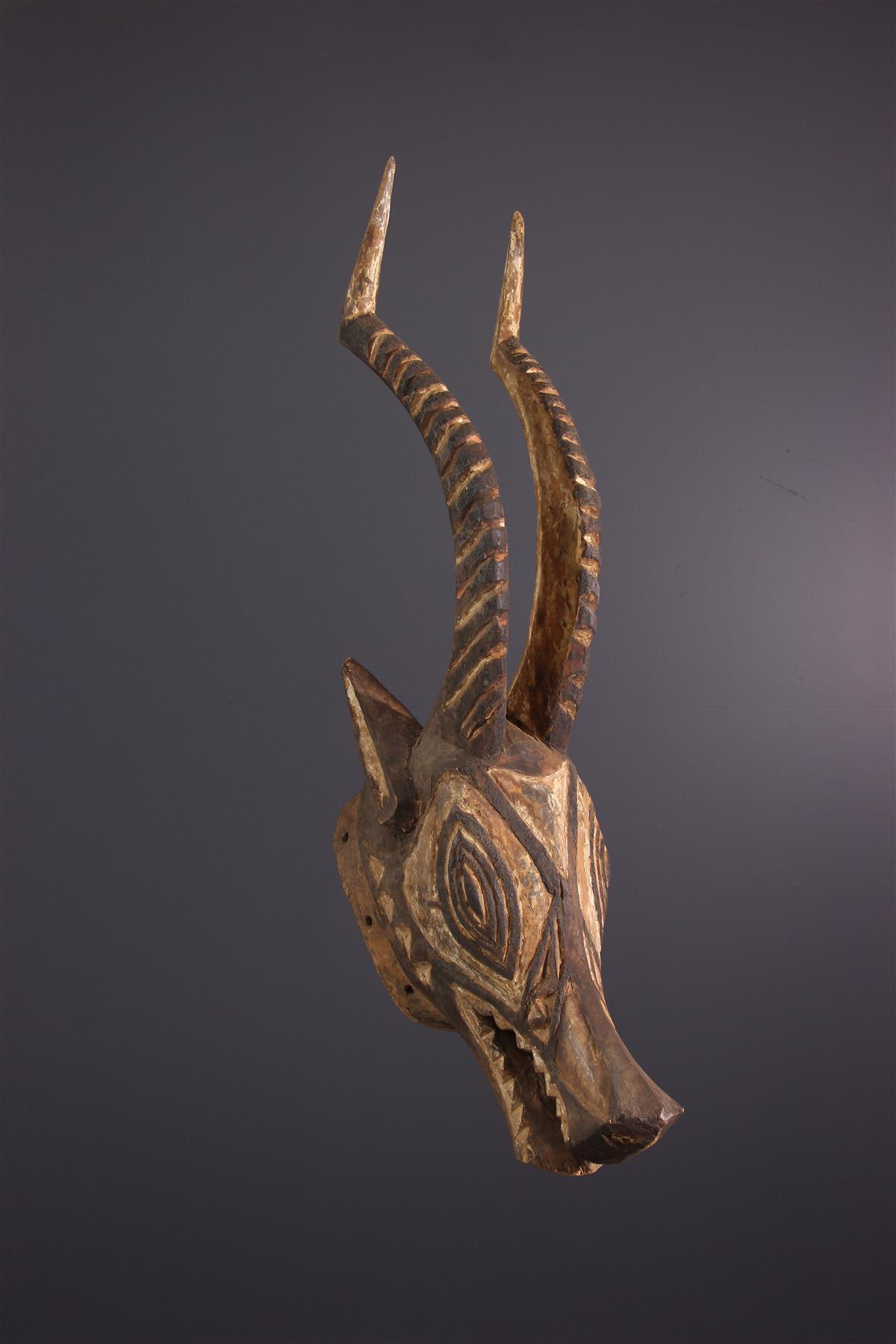 Gurunsi Mask - African art