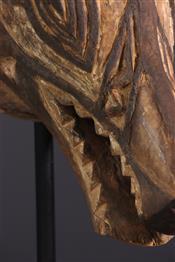 Masque africainGurunsi Mask