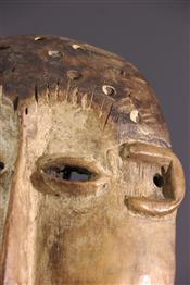 Masque africainLega mask