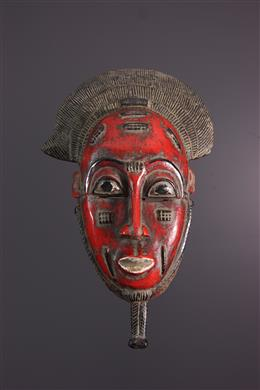 African art - Baule / Yaure Mask