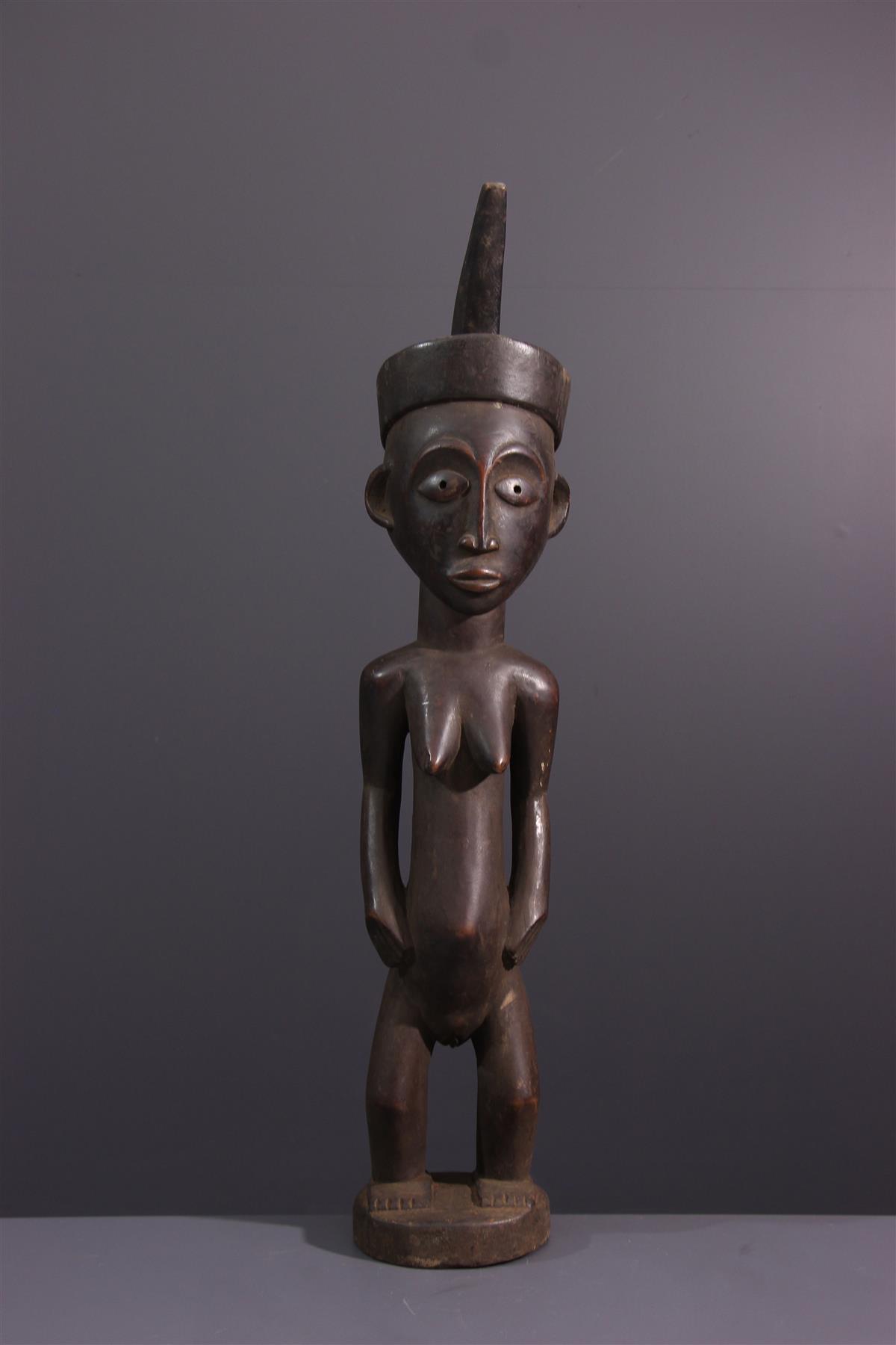 Statue Zande - African art