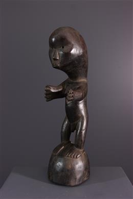 African art - Statuette of the cult Mani-Yanda Zande