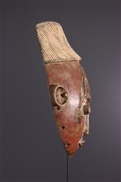 Masque africainMangbetu Mask