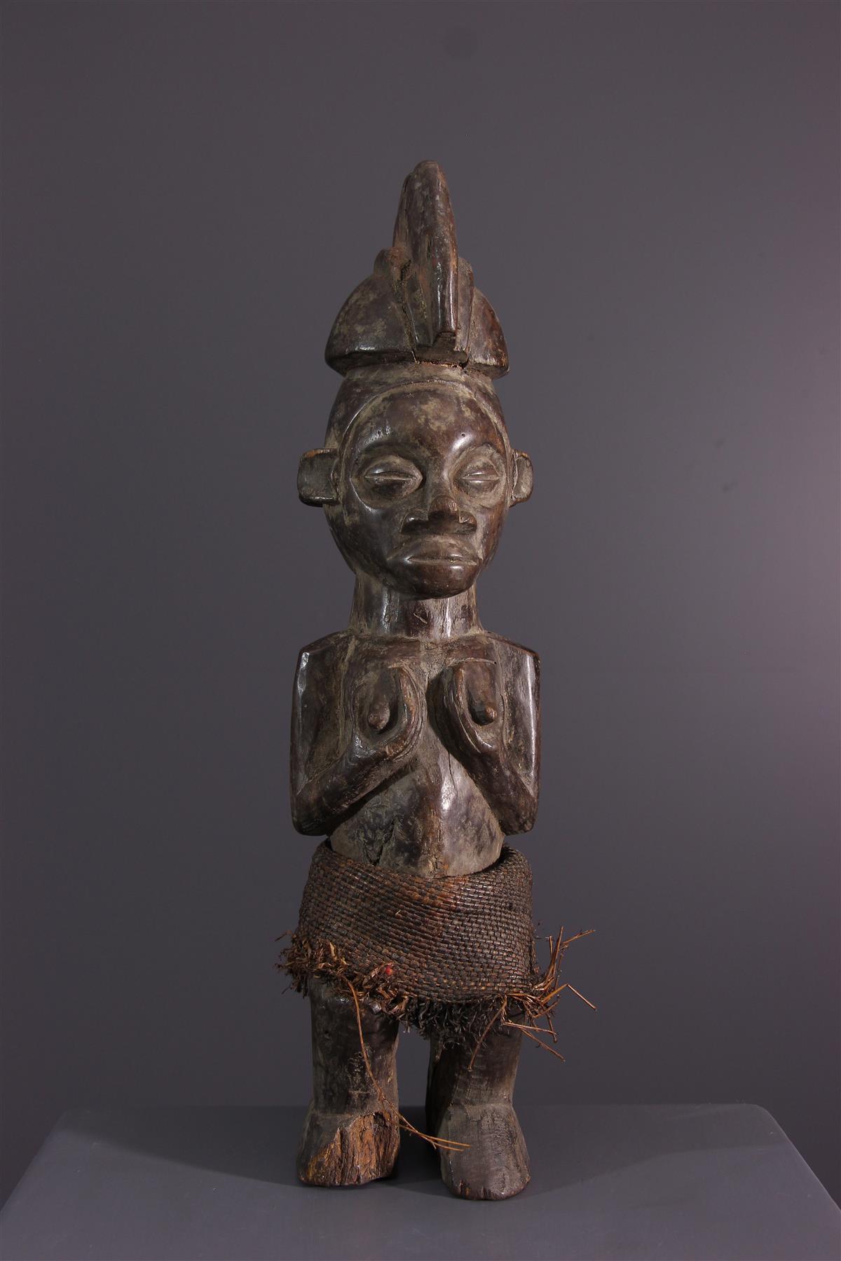 Fetish Yaka - African art