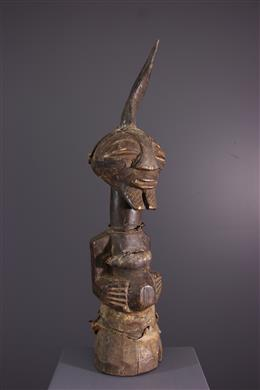 African art - Fetish statue Nkisi Songye