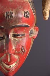Masque africainGouro Mask