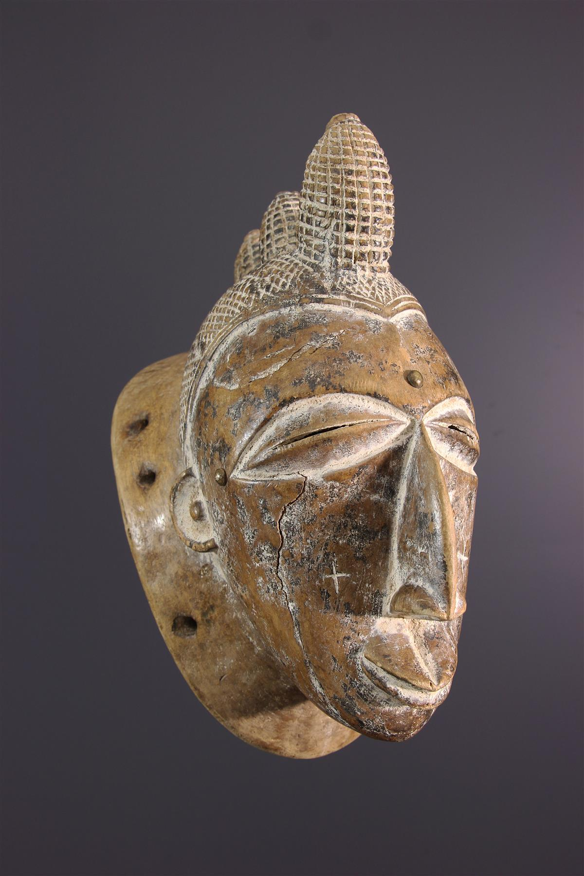 Abe Mask - African art