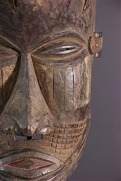 Masque africainMasque Cuba