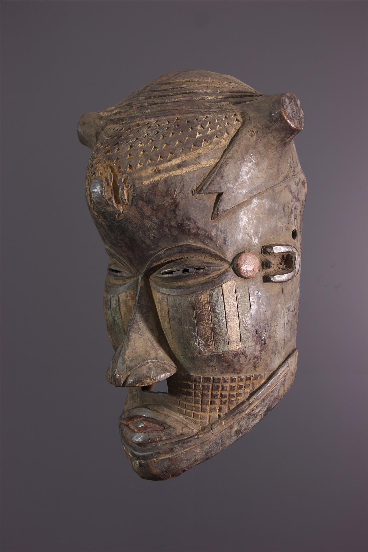 Masque Cuba - African art