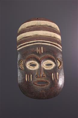 African art - Lele, Bashilele mask
