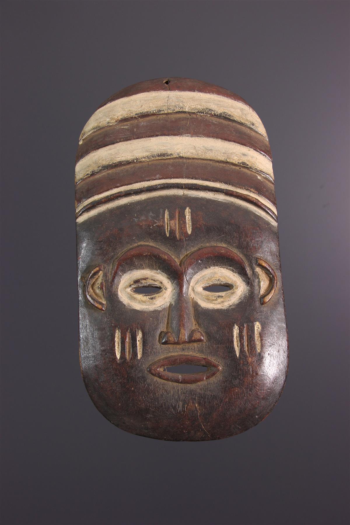 Lele mask - African art