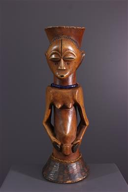 African art - OviMbundu Janiform Fetish