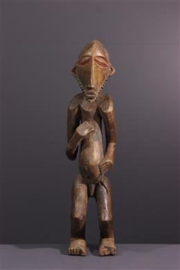 African art - Figure masculine Bembe