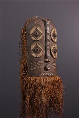 African art - Bembe Alunga mask