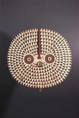 Bwa Mossi Sun Mask