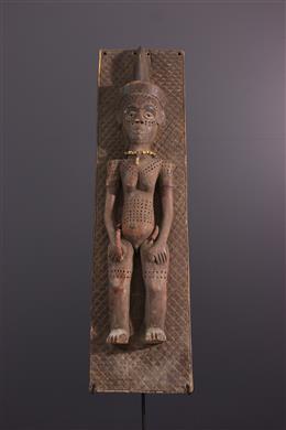 Figurative panel Pende of Kasai