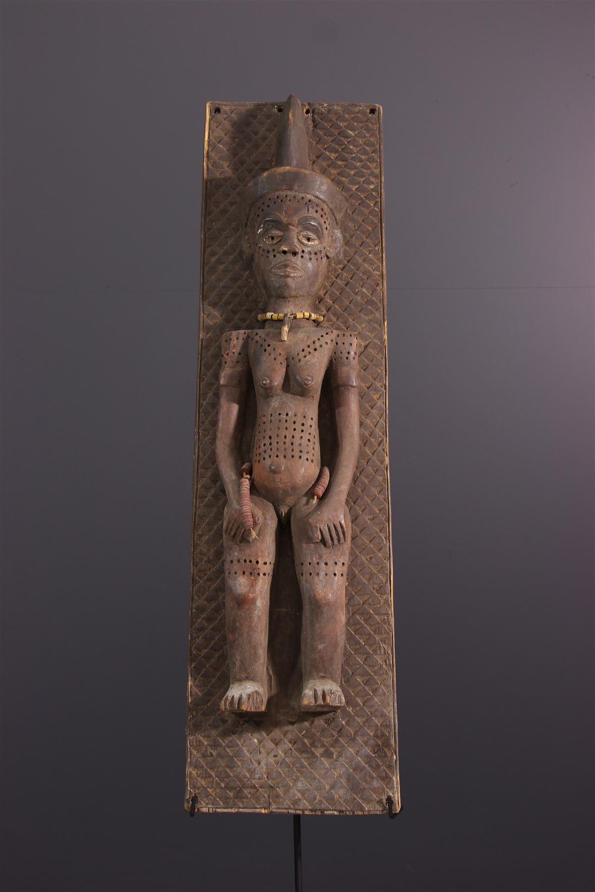 Pende panel - African art