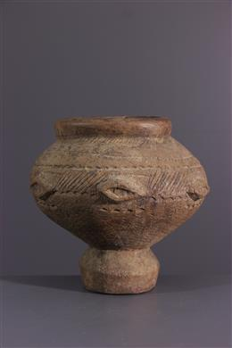 African art - Dogon Cup