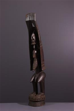African art - Statue Dogon Tellem